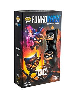 Pop! Pop! Funkoverse Dc Game Picture