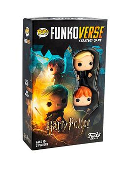 Pop! Pop! Funkoverse Harry Potter Game Picture