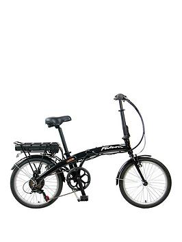 Falcon   Surge Electric Folding Bike