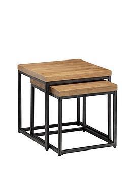 Julian Bowen  Brooklyn Nest Of Tables