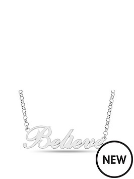 the-love-silver-collection-sterling-silver-love-dream-believe-pendant-necklace