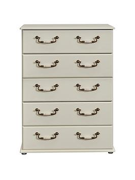 Swift Swift Broadway Ready Assembled 5 Drawer Chest Picture