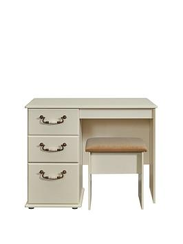 Swift Swift Broadway Ready Assembled Dressing Table And Stool Set Picture