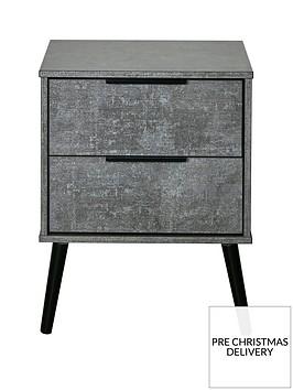 swift-berlin-ready-assembled-2-drawer-bedside-chest