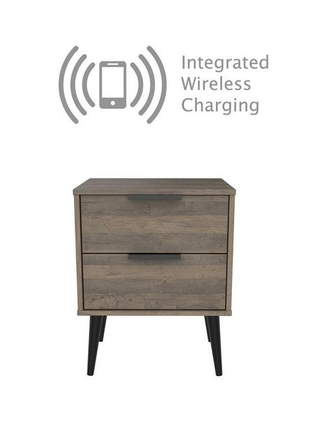 swift-berlin-ready-assembled-2-drawer-bedside-chest-with-integrated-wireless-charging
