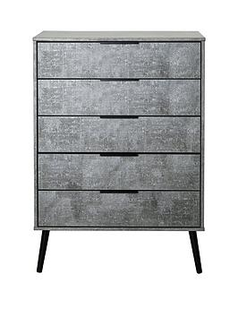 Swift Swift Berlin 5 Drawer Chest Picture