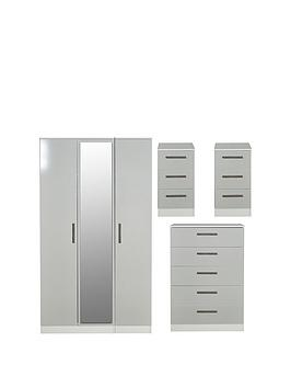 swift-montreal-ready-assembled-4-piece-package-3-door-mirrored-wardrobe-5-drawer-chest-and-2-bedside-chests