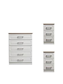swift-regent-ready-assembled-3-piece-package-5-drawer-chest-and-2-bedside-chests