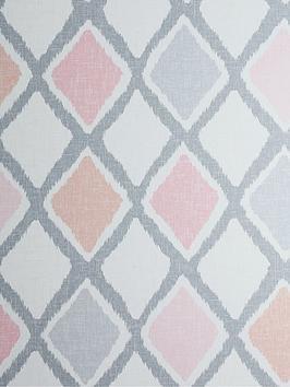 ARTHOUSE  Arthouse Ayat Blush Wallpaper