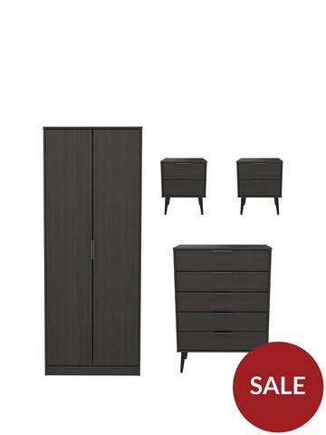 Black Bedroom Bedroom Furniture Sets Home Garden Www Littlewoods Com