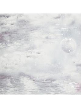 ARTHOUSE Arthouse Glitter Watery Skies Wallpaper Picture