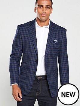 skopes-delamere-jacket-bluebrown-check