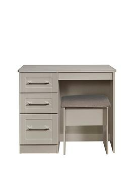 Swift Swift Larson Ready Assembled Dressing Table And Stool Set Picture