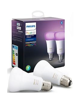 Philips Philips Hue Bt - White And Colour Ambiance E27  - E27 Single Bulb Picture