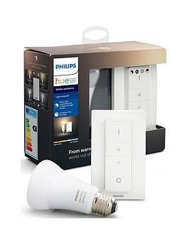 Philips Philips Hue Bt - White Ambiance Light Recipe Kit E27 Picture