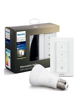Philips Philips Hue Bt - White E27 Wireless Dimming Kit Picture