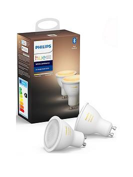 Philips Philips Hue Bt - White Ambiance Gu10  - Gu10 Single Bulb Picture