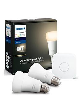 Philips Philips Hue Bt - White E27 Mini Starter Kit Picture