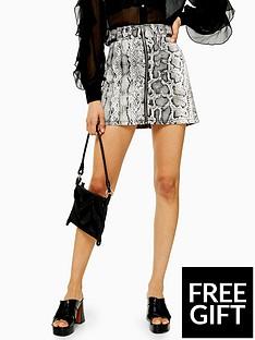 topshop-topshop-tall-smokey-snake-skirt-monochrome