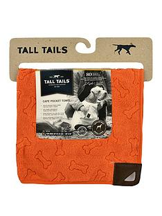 rosewood-orange-pet-cape-towel