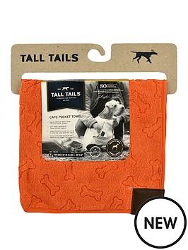 rosewood-orange-pet-cape-towel