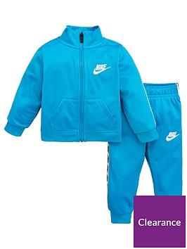 nike-sportswear-infantnbspboys-block-taped-tricot-tracksuit-blue