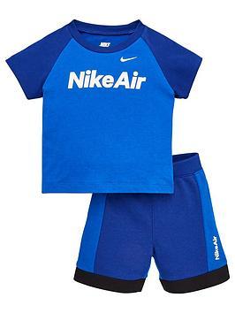 nike-sportswear-air-toddler-boys-short-set-blue