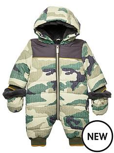 river-island-baby-baby-boys-camo-monogram-padded-snowsuit-khaki