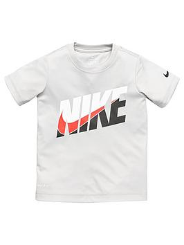 Nike Nike Younger Boys Performance T-Shirt - Grey Picture
