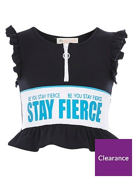 river-island-girls-active-frill-cropped-top-black