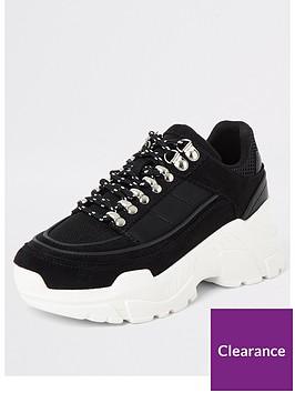 river-island-river-island-chunky-hiker-trainers-black