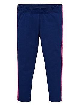 Nike Nike Sportswear Air Younger Girls Leggings - Blue Picture