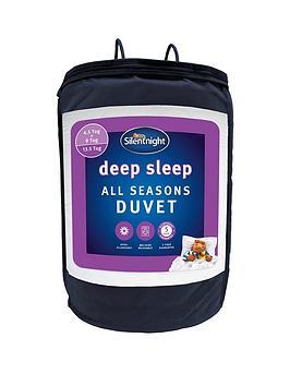 Silentnight Silentnight Deep Sleep All Seasons 4.5 + 9 Tog Duvet Picture