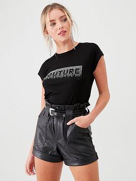 river-island-river-island-couture-diamante-frill-trim-t-shirt-black
