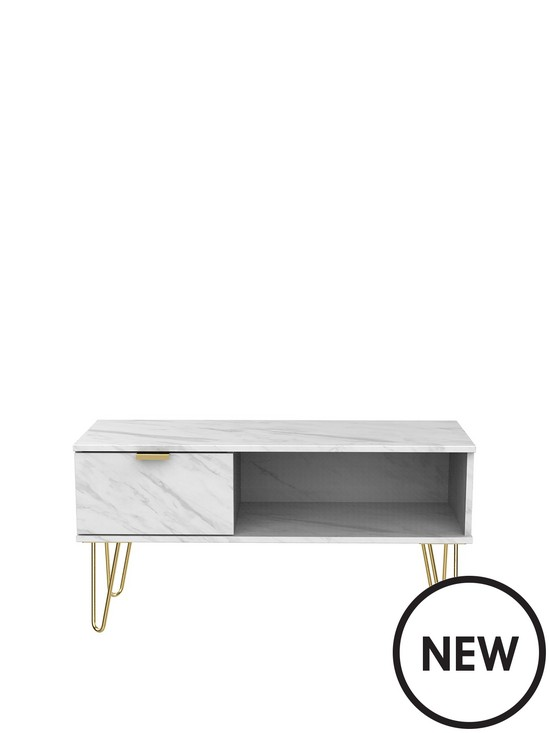 Marbella Marble Effect Coffee Table