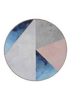 creative-tops-geometric-palette-round-premium-coasters-pack-of-4