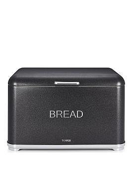 tower-glitz-bread-bin-in-noir