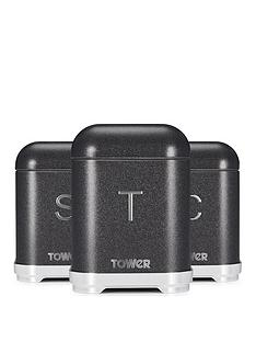 tower-glitz-storage-canisters-in-noir-ndash-set-of-3