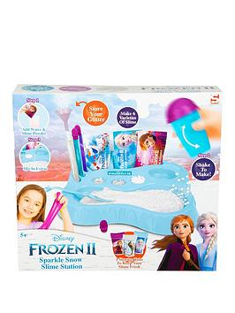 Disney Frozen Disney Frozen Sparkle Snow Slime Station Picture