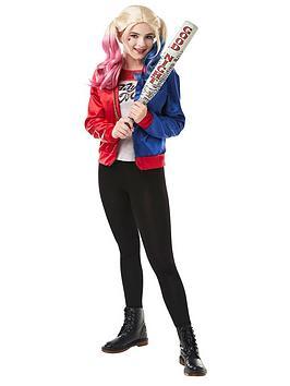 DC Comics Dc Comics Harley Quinn Costume Kit Picture