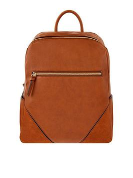 Accessorize Accessorize Judy Backpack - Tan Picture