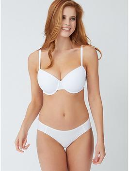 Boux Avenue   Dd+ T-Shirt Bra - White
