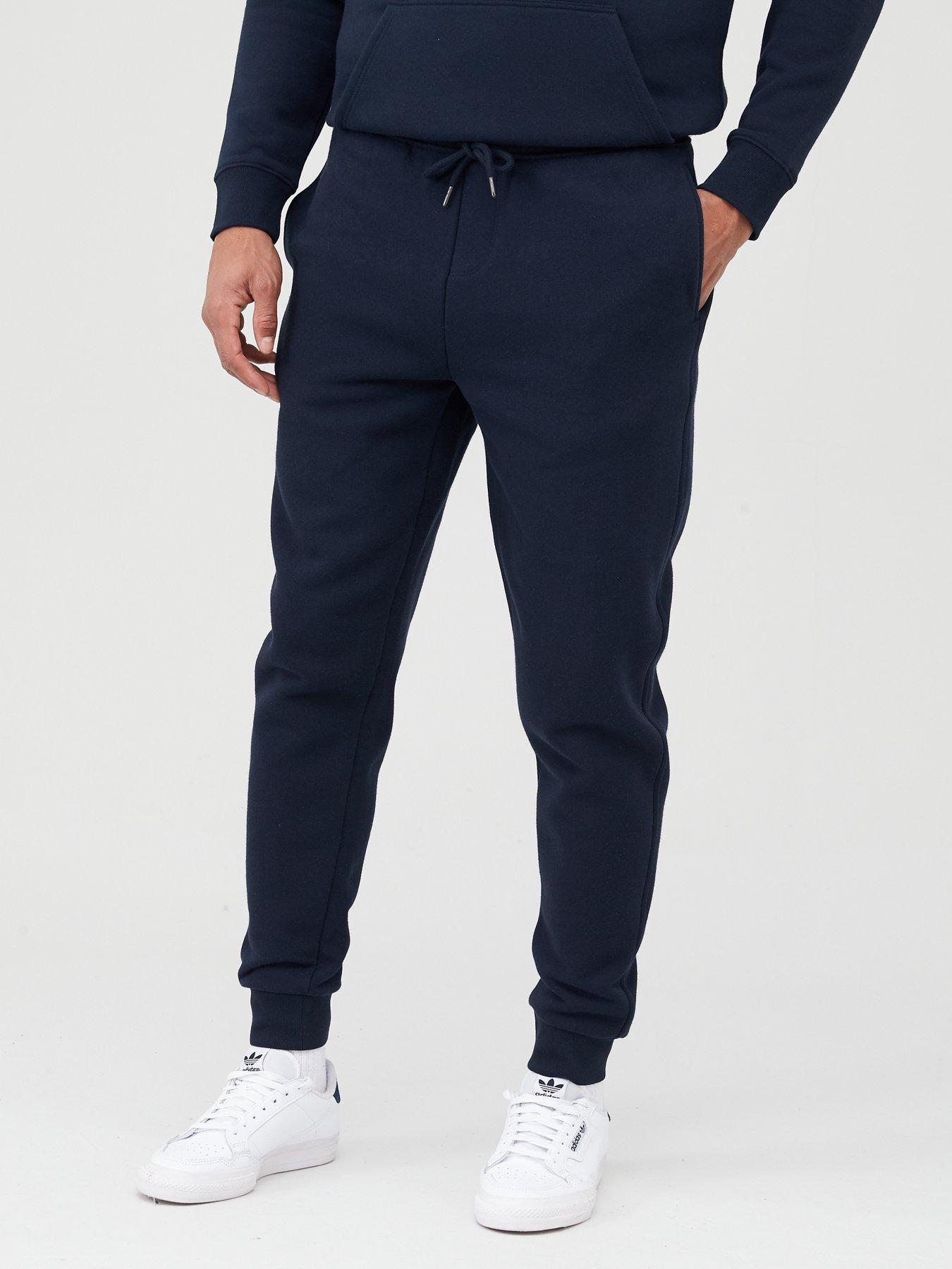 sizes L XL 2XL CANTERBURY MENS TONAL SIDE PANEL CUFFED HEM TRACK PANTS