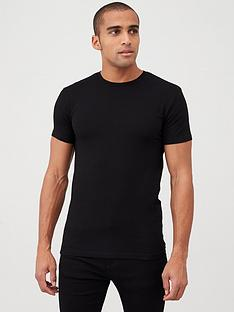 v-by-very-muscle-fit-tee-black