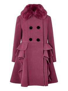 monsoon-girls-eva-coat-purple