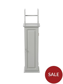 lloyd-pascal-devonshire-toilet-roll-holder-and-store-painted-grey