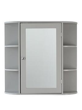 lloyd-pascal-devonshire-mirrored-bathroom-wall-cabinet-grey
