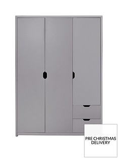 aspen-3-door-2-drawer-wardrobe-grey-oak-effect