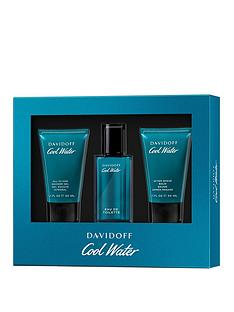 davidoff-davidoff-cool-water-40ml-eau-de-toilette-50ml-shower-gel-50ml-aftershave-balm-gift-set