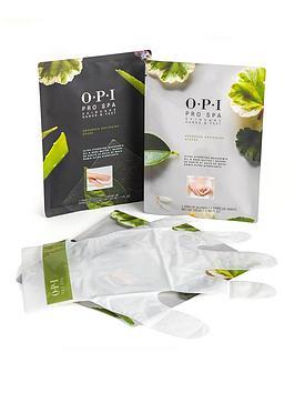 OPI Opi Pro Spa Intensive Moisturising Gloves &Amp; Socks Picture